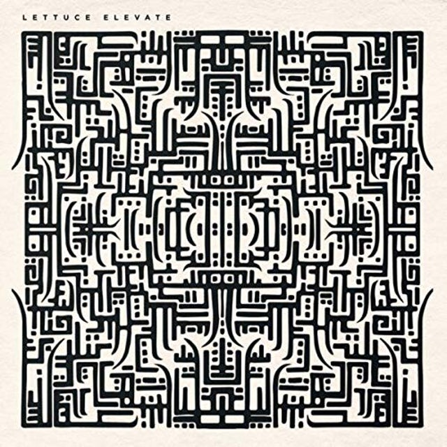 Lettuce ELEVATE Vinyl Record