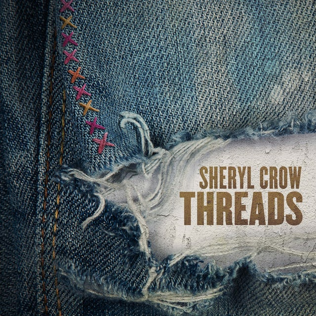 Sheryl Crow THREADS Vinyl Record