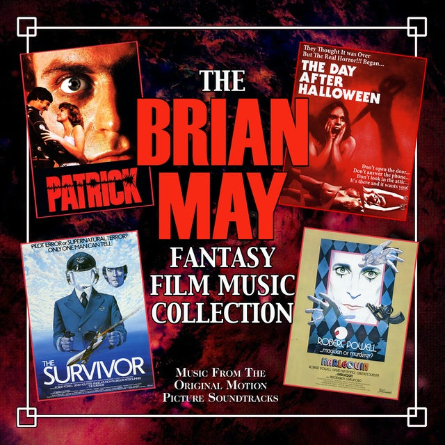 Brian May COLLECTION CD