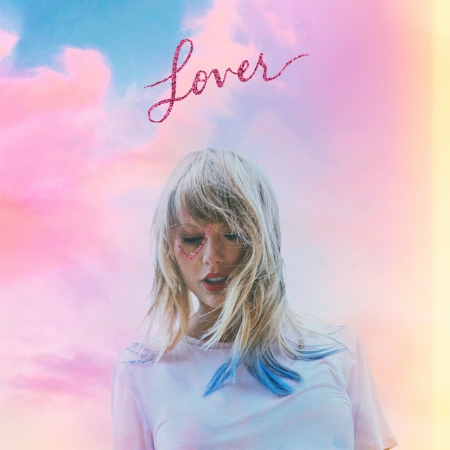 Taylor Swift LOVER CD