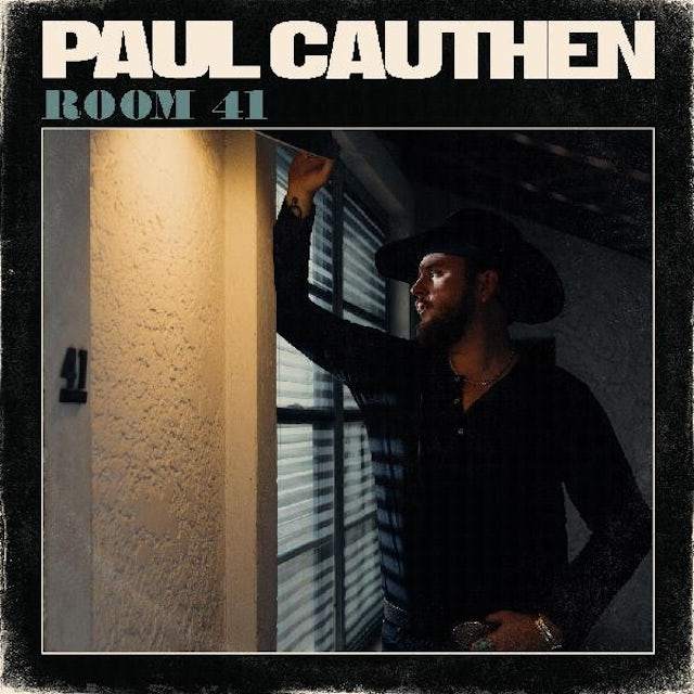 Paul Cauthen ROOM 41 CD
