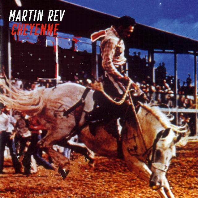 Martin Rev CHEYENNE Vinyl Record