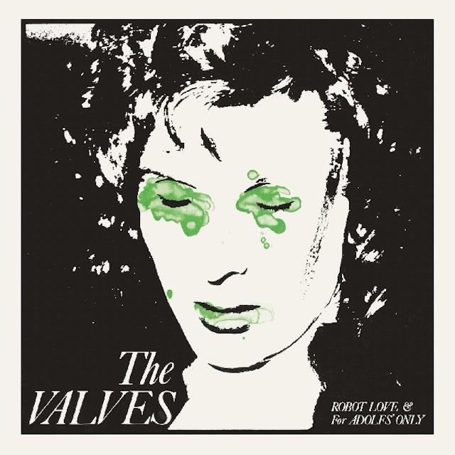 Valves ROBOT LOVE / FOR ADOLFS ONLY Vinyl Record