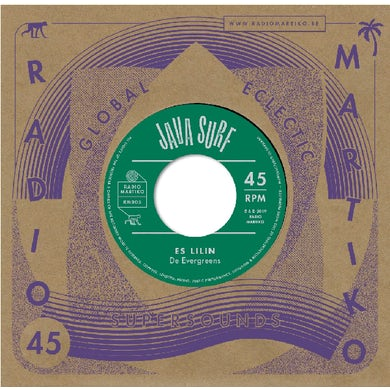 Evergreens / Jaguars De Casablanca ES LILIN / GONZALES Vinyl Record