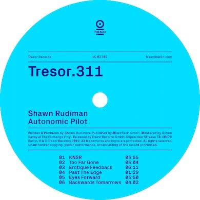 Shawn Rudiman AUTONOMIC PILOT Vinyl Record