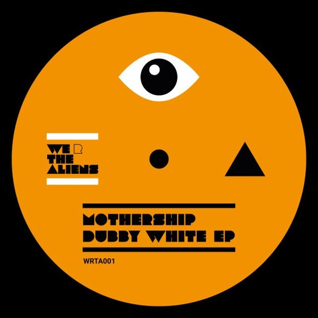Mothership DUBBY WHITE Vinyl Record