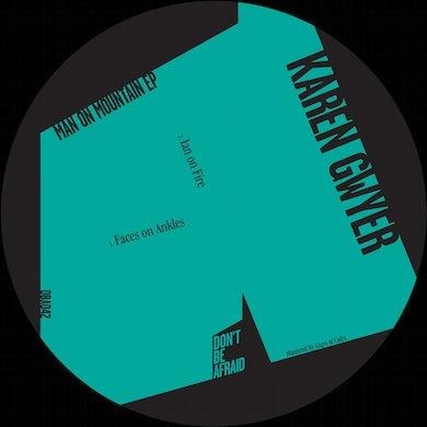 Karen Gwyer MAN ON MOUNTAIN Vinyl Record