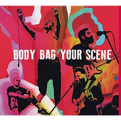 Riskee & The Ridicule BODY BAG YOUR SCENE CD