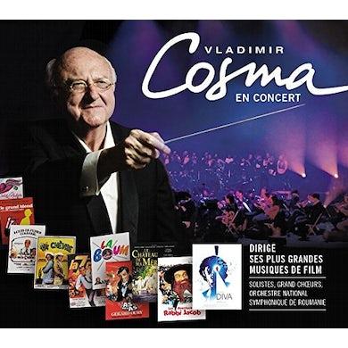 Vladimir Cosma EN CONCERT CD