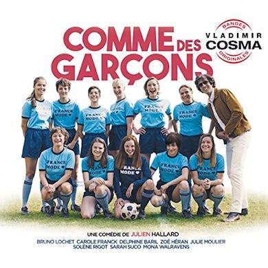 Vladimir Cosma COMME DES GARCONS / Original Soundtrack CD