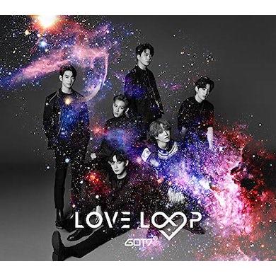 GOT7 LOVE LOOP: A VER CD