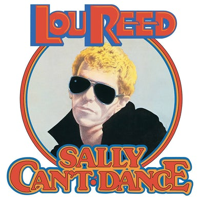 Lou Reed SALLY CAN'T DANCE CD
