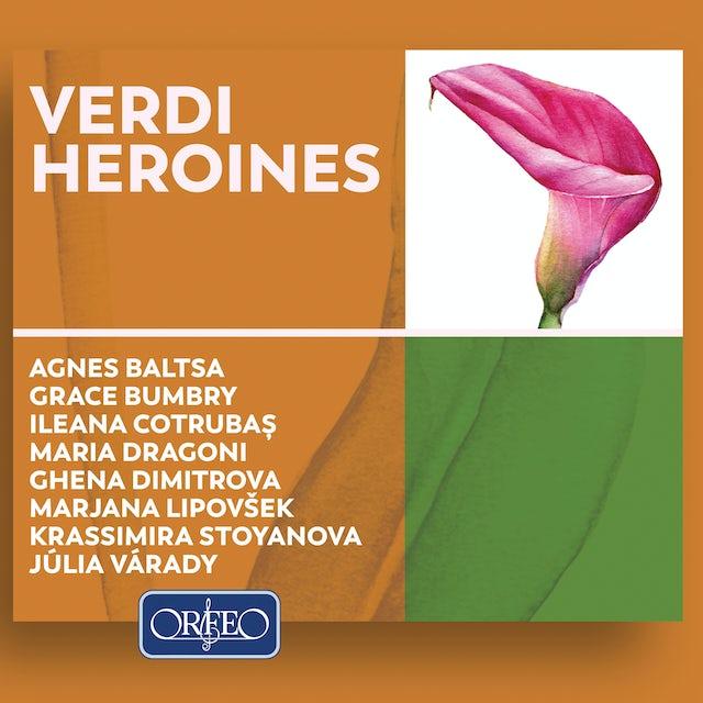 Verdi HEROINES CD