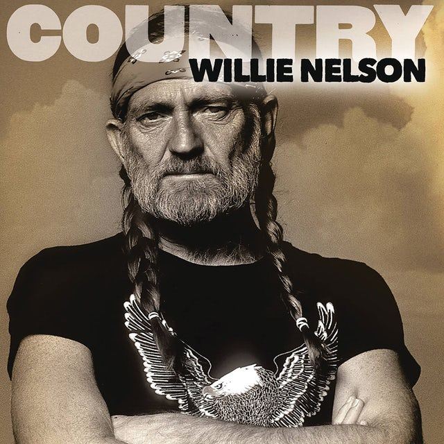 COUNTRY: WILLIE NELSON CD