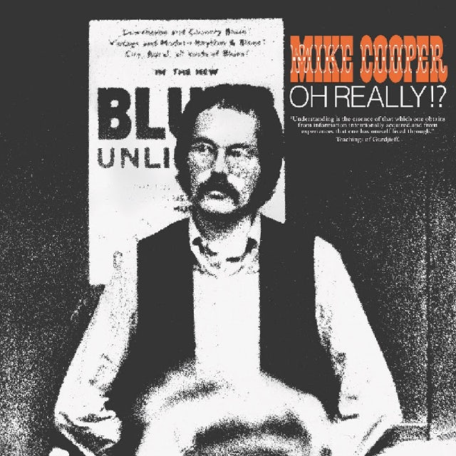 Mike Cooper OH REALLY Vinyl Record