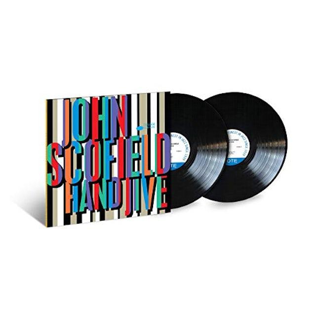 John Scofield HAND JIVE Vinyl Record