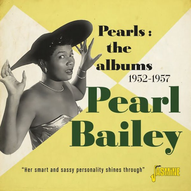 Pearl Bailey PEARLS: THE ALBUMS 1952-1957 CD