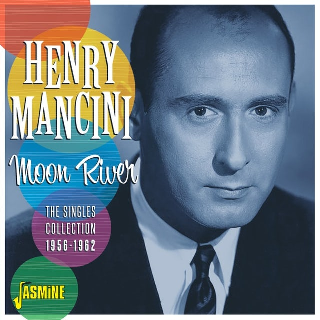 Henry Mancini MOON RIVER: THE SINGLES COLLECTION 1956-1962 CD
