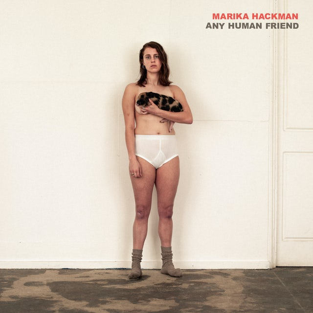 Marika Hackman ANY HUMAN FRIEND Vinyl Record