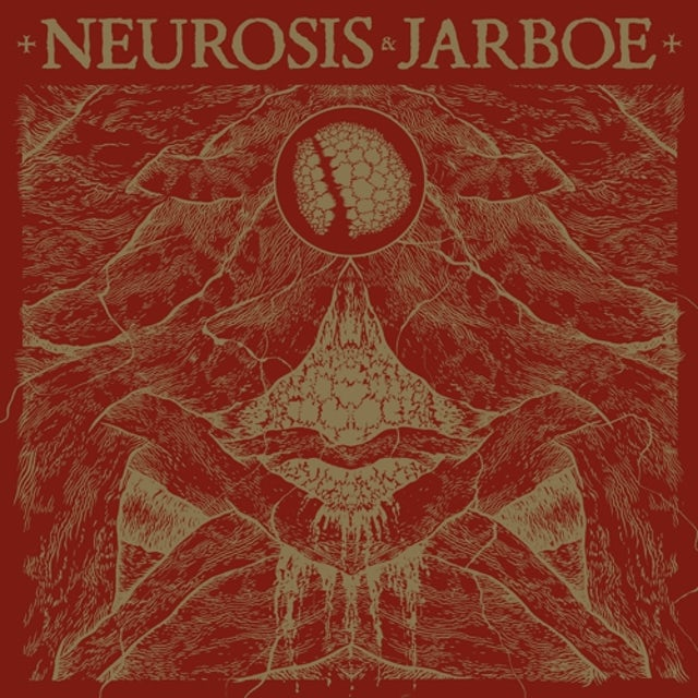 Neurosis & Jarboe REISSUE Vinyl Record