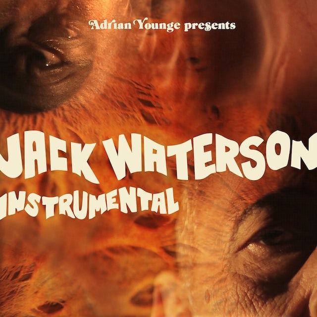 Adrian Younge JACK WATERSON INSTRUMENTALS Vinyl Record
