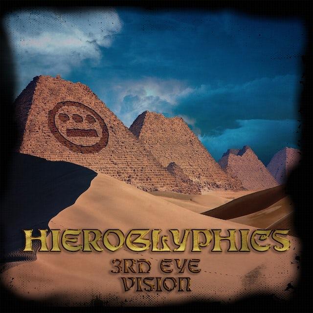 Hieroglyphics 3RD EYE VISION CD