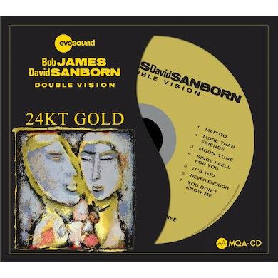 Bob James DOUBLE VISION - 2019 REMASTERED (24KT GOLD MQA-CD) CD