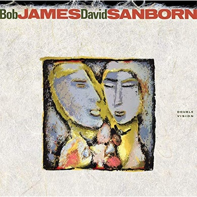Bob James DOUBLE VISION Vinyl Record