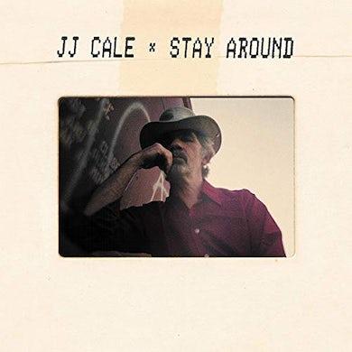 J.J. Cale STAY AROUND Vinyl Record