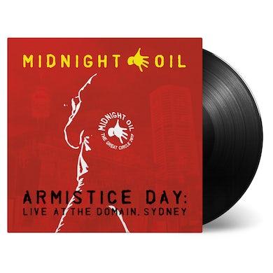 Midnight Oil ARMISTICE DAY: LIVE AT THE DOMAIN SYDNEY Vinyl Record