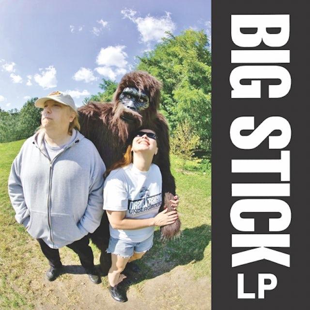 Big Stick LP CD