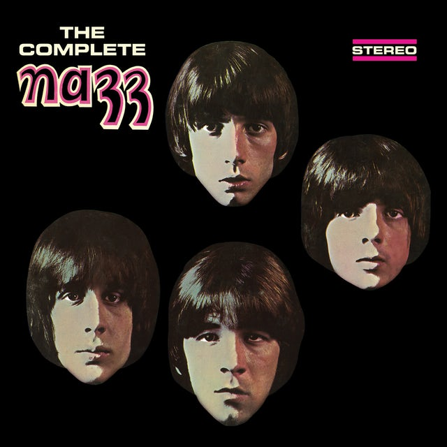 THE COMPLETE NAZZ CD