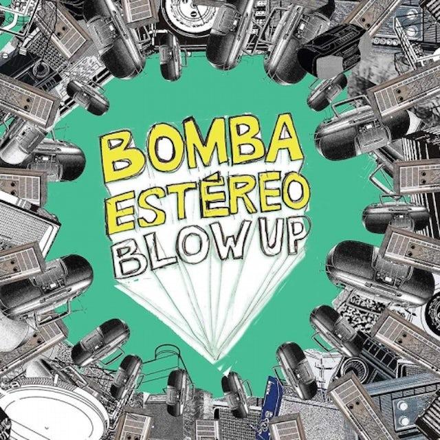 Bomba Estereo BLOW UP Vinyl Record