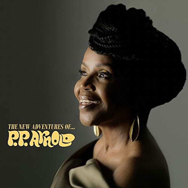 NEW ADVENTURES OF... P.P. ARNOLD CD