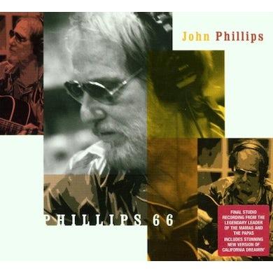 PHILLIPS 66 CD