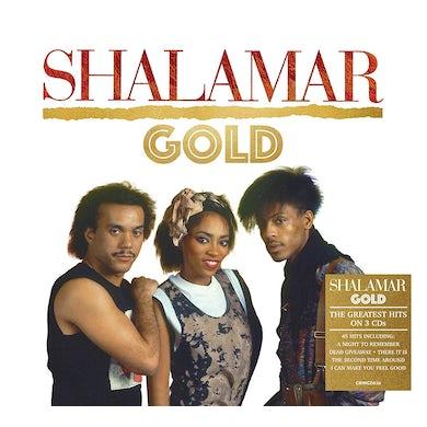 Shalamar GOLD CD