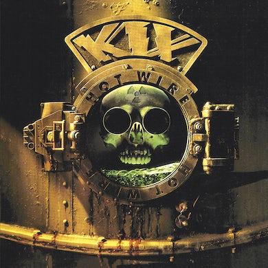 Kix HOT WIRE CD