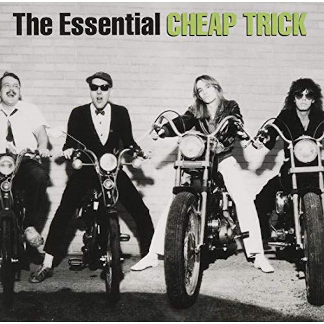 ESSENTIAL CHEAP TRICK (GOLD SERIES) CD
