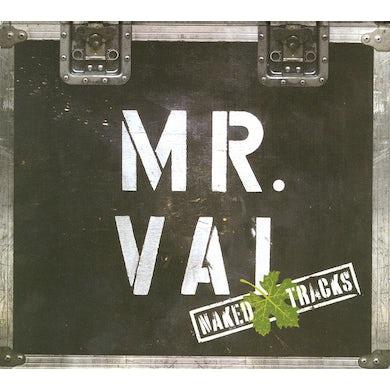 Steve Vai NAKED TRACKS CD