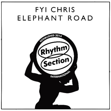 FYI CHRIS ELEPHANT ROAD Vinyl Record
