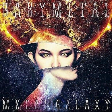 BABYMETAL METAL GALAXY (SUN VERSION) CD