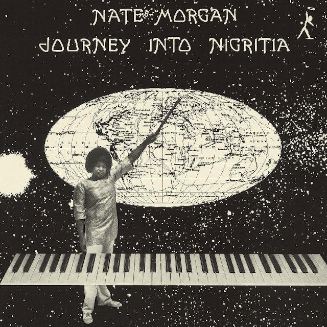 Nate Morgan JOURNEY INTO NIGRITIA Vinyl Record
