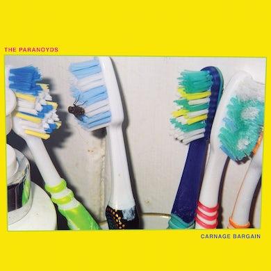 CARNAGE BARGAIN (OPAQUE BLUE VINYL) Vinyl Record