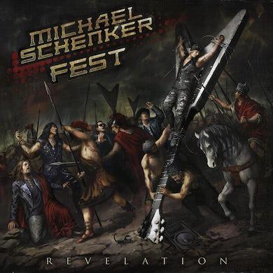 Michael Fest Schenker REVELATION CD