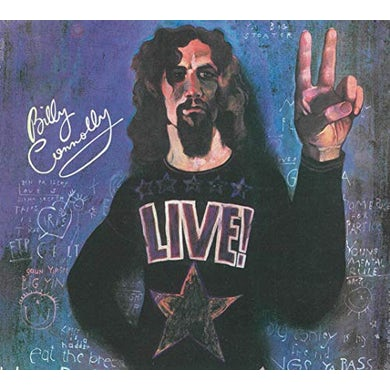 Billy Connolly LIVE CD