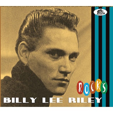Billy Lee Riley ROCKS CD