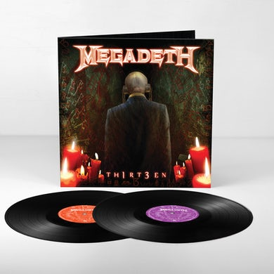 Megadeth TH1RT3EN Vinyl Record