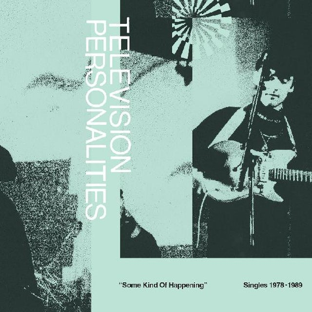 Television Personalities SOME KIND OF HAPPENING (SINGLES 1978-1989) CD