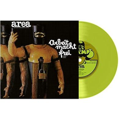 Area ARBEIT MACHT FREI Vinyl Record