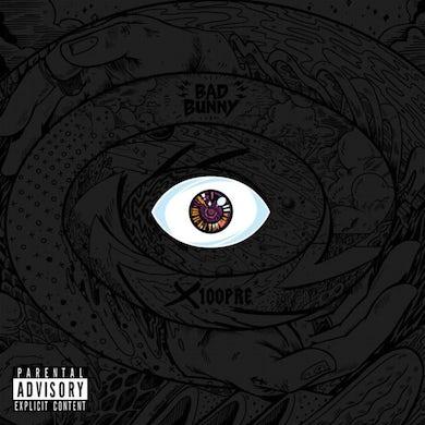 Bad Bunny X 100PRE CD